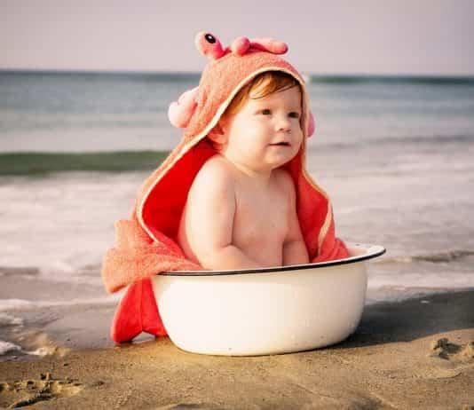 deshidratación en bebés