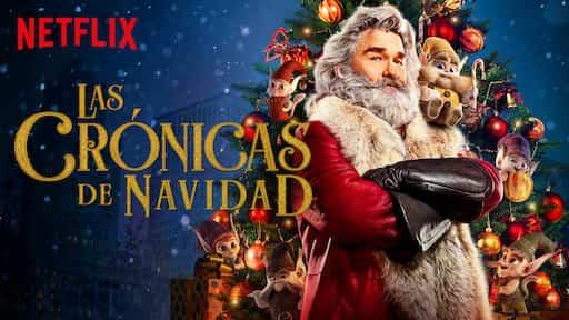 Cronicas de Navidad Netflix