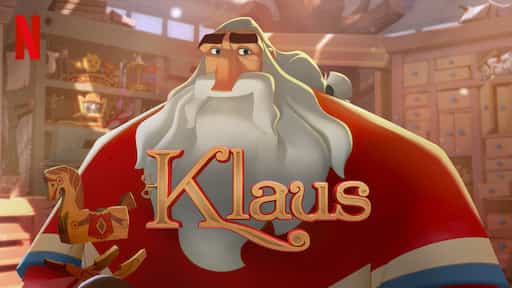 Klaus en Netflix
