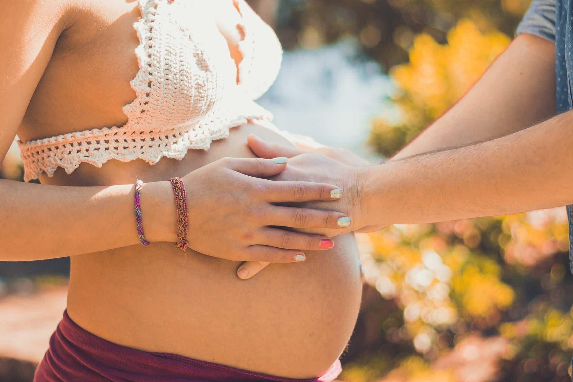embarazo cuidar piel