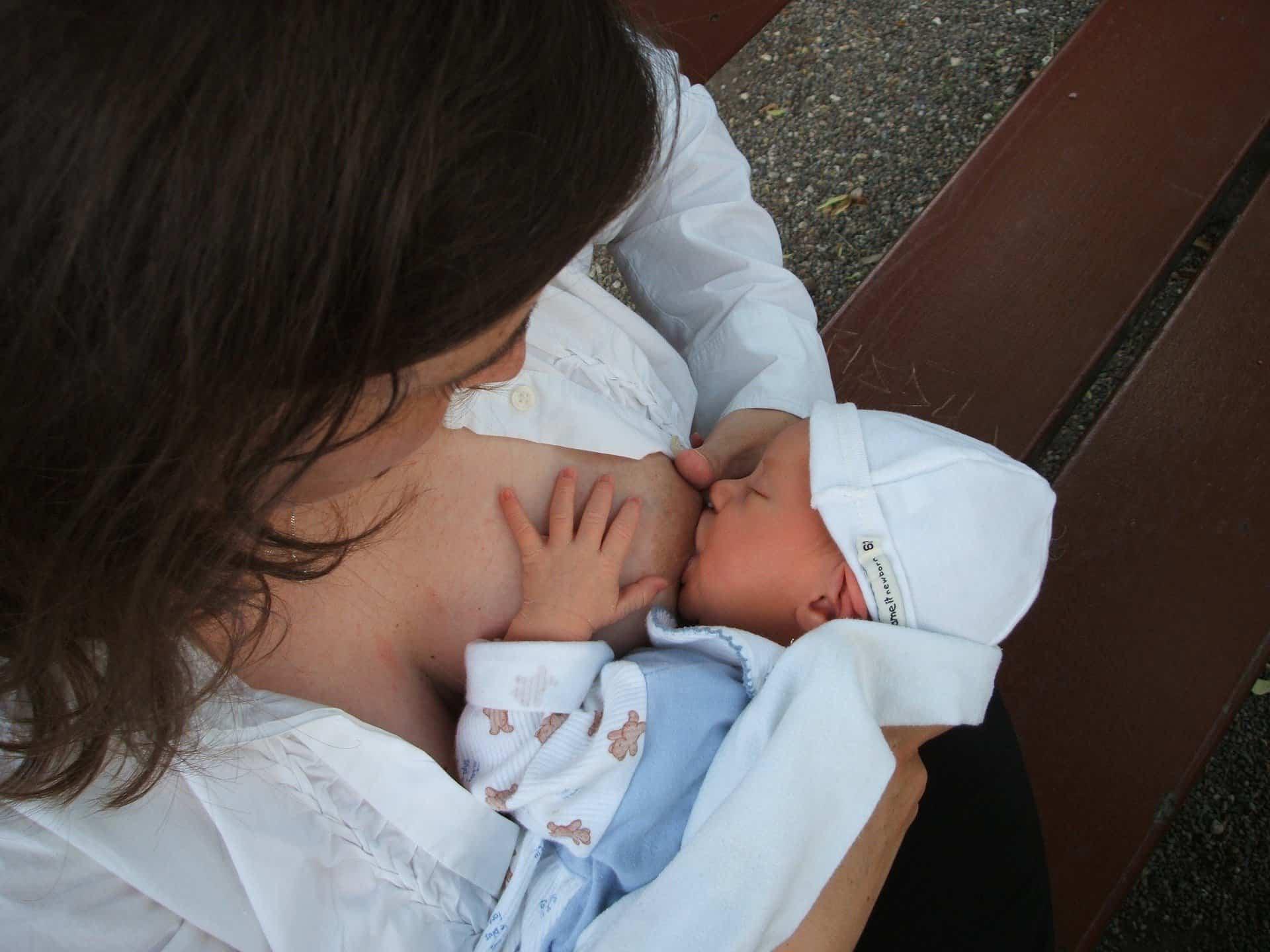 lactancia leche materna