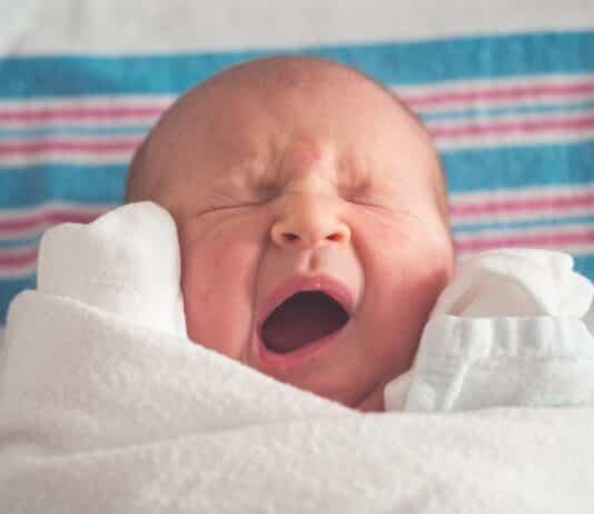 canastillas para el bebe